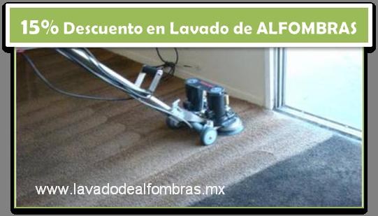 DESCUENTO DEL 10% EN LAVADO DE ALFOMBRAS CLEAN CENTER