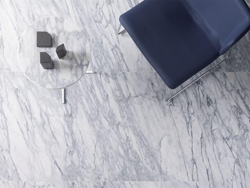 mármol blanco carrara